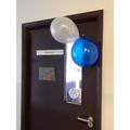Principal's Door!
