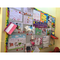 Some of our amazing home learning projects