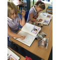 We experimented with using a range of sketching pencils to draw a portrait.