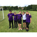 Well done Yellow Team - joint 3rd place overall!