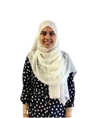 Miss Syeda, Class Teacher