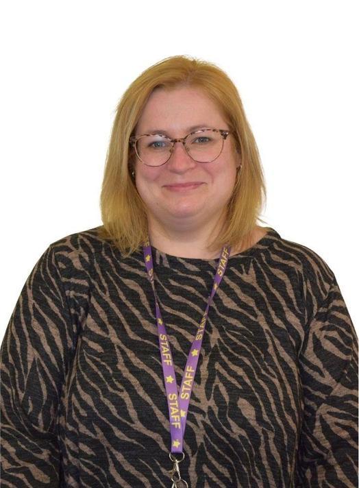 Mrs Wade, Nursery 2 Teacher