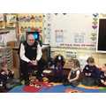 We learnt about what the police do