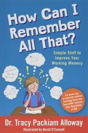 How Can I Remember All That?