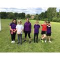Well done Red Team - 2nd place all!
