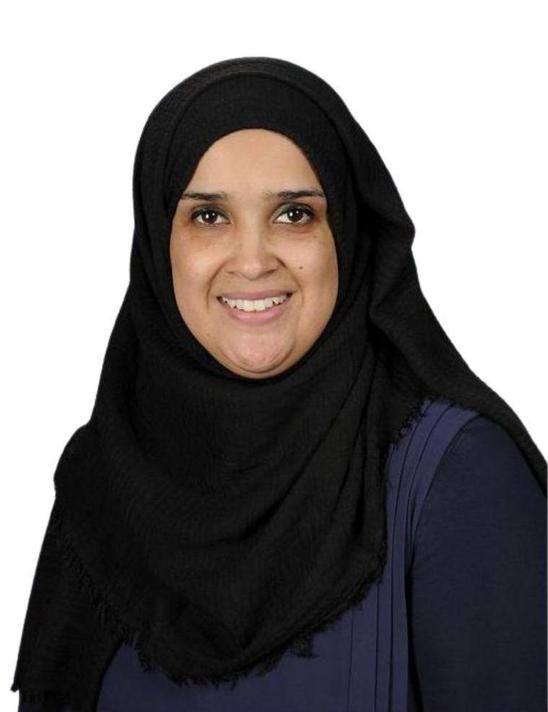 Mrs Mohammad, Class Teacher