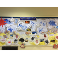 Our classroom display!