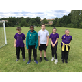 Well done Green Team - joint 3rd place overall!