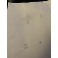Imogen's been practising her sketching