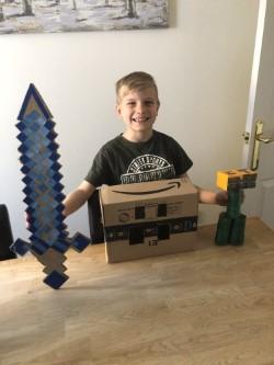 Wow impressive minecraft modeling