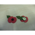 Regular sticky poppy 20p