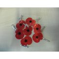 Reflector Poppies £1.00