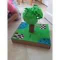 Daisy's fabulous art projects