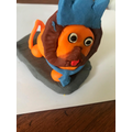 Remey's king animal for her 'King of Fishes' story