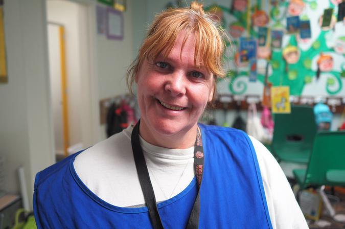 Helen Clements - Cleaner