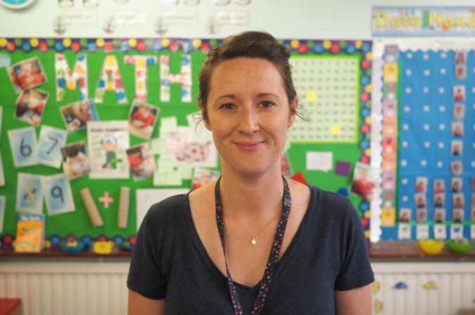 Mrs Collinge - Willow Class Teacher