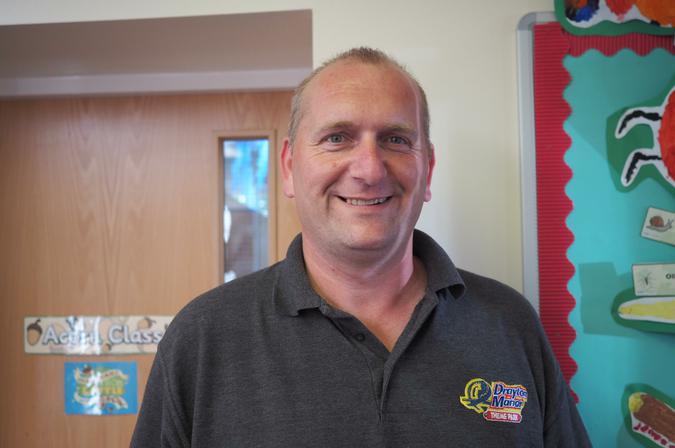 Simon Bowyer - Site Technician