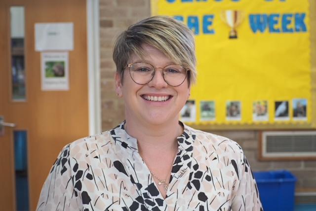 Mrs Caroline Spooner- SEN Teaching Assistant & Forest School Lead