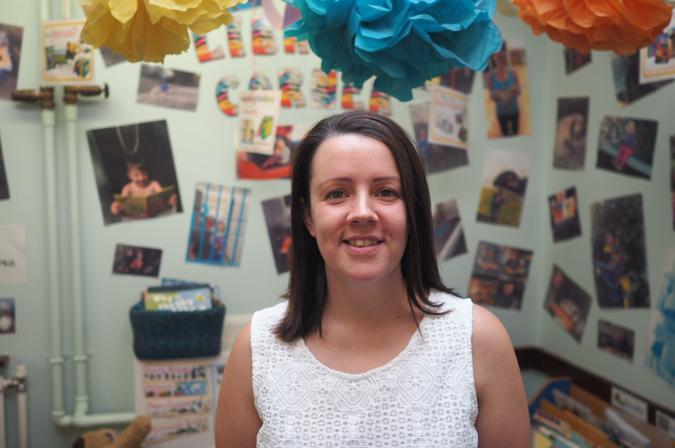 Mrs Meakin - Elm class teacher