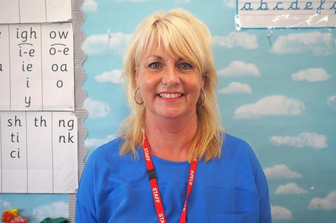 Mrs Michelle Hickman - Reception Teaching Assistant