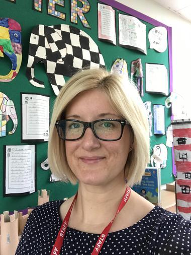 Mrs Jayne Fellows - Headteacher & Designated Safeguarding Lead