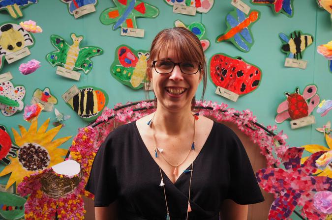 Mrs Sophie Buckler - Year 2 Teacher, Computing & PSHE Lead