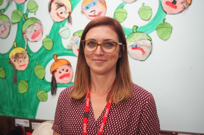 Mrs Brown - Nursery Teaching Assistant