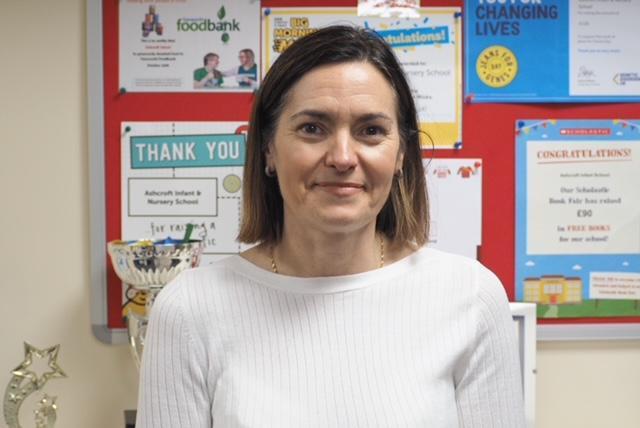 Alison Cotterill - Lunchtime Supervisor