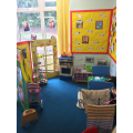 Reception Roleplay Area
