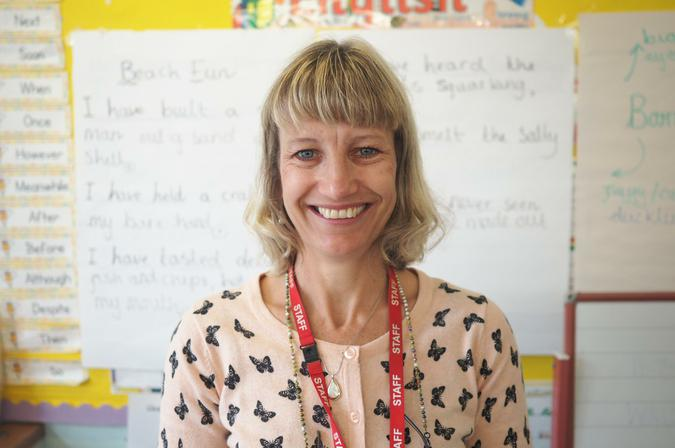 Mrs Lockwood - Teaching Assistant