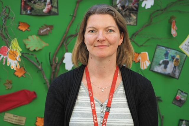 Mrs Sally Coates - Nursery Teaching Assistant