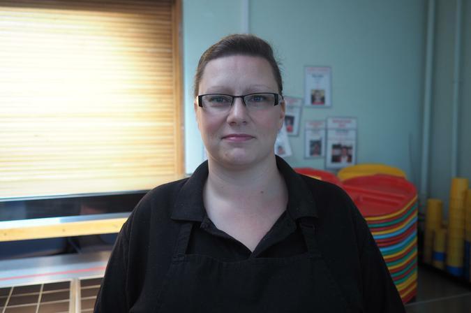 Kelly McElwee - Cook