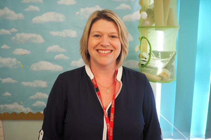 Mrs Spooner - Teaching Assistant