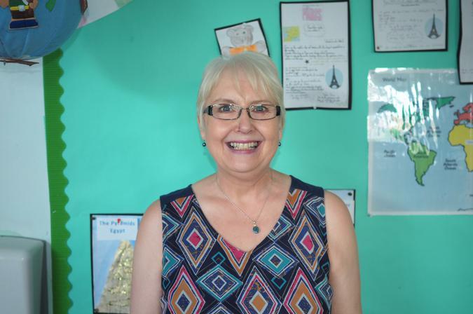 Mrs Jones - Teaching Assistant