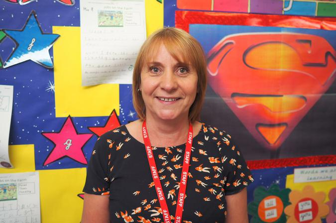 Mrs Rowley - Elm Teaching Assistant