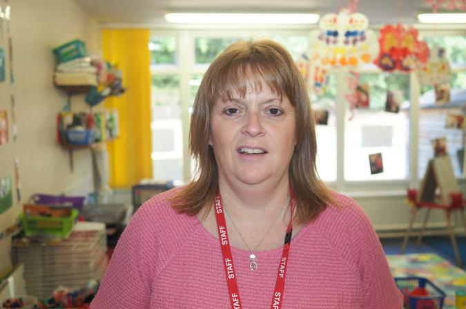 Mrs Stevens - Willow Class Teacher
