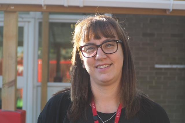 Mrs Debbie Morrall - Nursery Teaching Assistant