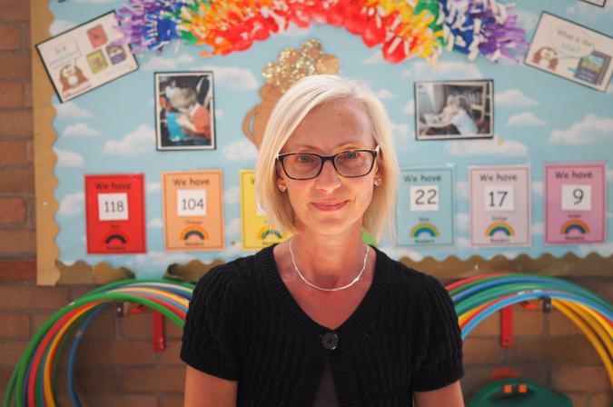 Mrs Leza Daniels-Nursery Teaching Assistant & After School Club Lead
