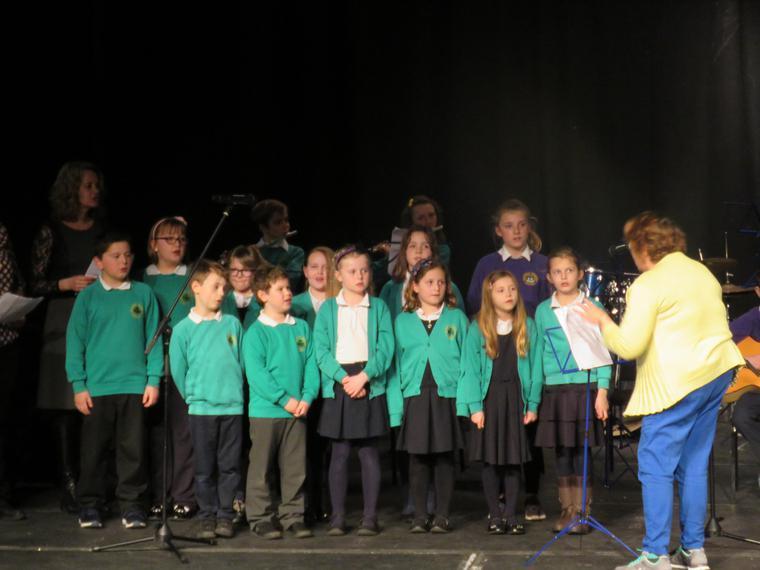 Ashfield Choir