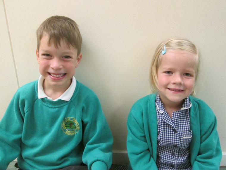 Silver Birch 2017 - 2018 School Council Reps