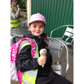 Ice creams at the park!