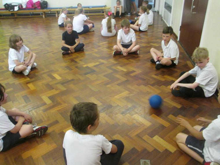 Y4 Calm Classrooms