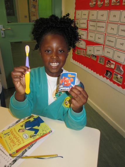 Year 2 Dental health