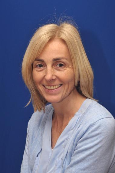 Sue Hulme Higher Level Teaching Assistant