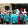 'Amanda Panda' the Forest School Teacher