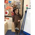 Our very own Gruffalo!