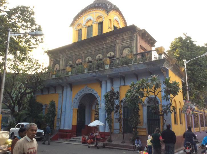The Jain Temple, Kolkata