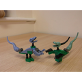 'The Dinosaur Brother' by Lewis and Kian C.