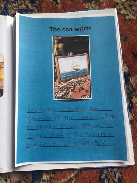 The Sea Witch by Isabelle