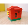 'The Little Red House' by Oscar